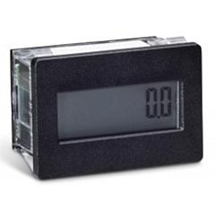 Trumeter 3410-5000 Elapsed Time Meter - 8-Digit, 20-300 ACV/10-300 DCV, Non-Resettable, Hours