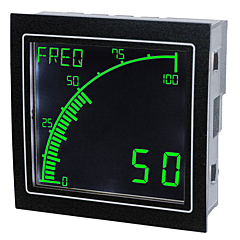 Trumeter APM-FREQ Advanced Panel Meter for Frequency Measurements