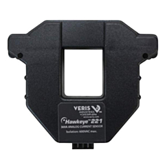 Veris Industries H221 - Split-Core AC Current Transducer/Transformer - 100-300ACA