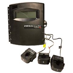 Veris Industries H8150-0100-0-1 - Commercial Energy Consumption Meter - 1 CT 120/240V 100 Amp